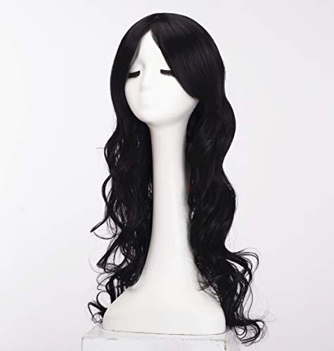 Pelucas onduladas largas rizadas Bestung mujer, pelo