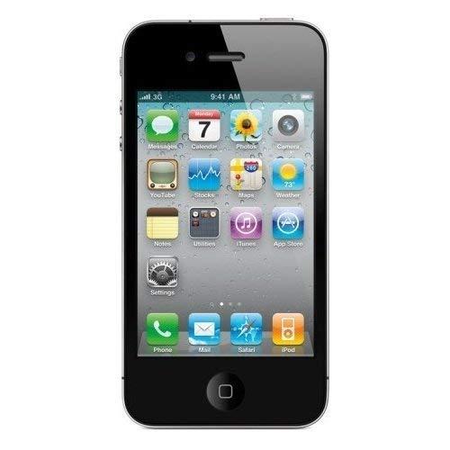 (Refurbished) Apple iphone 4S 64GB | Black