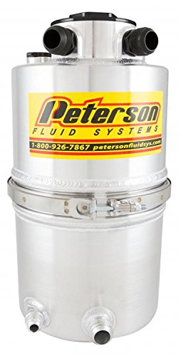 PETERSON FLUID 2600010 Dry Sump Tank DLM 5 Gal. With Filter - Tank Peterson