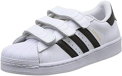 Adidas Originals Superstar Junior White Leather Trainers