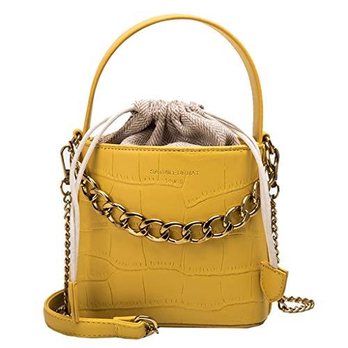 Mitlfuny handbemalte Ledertasche, Schultertasche, Geschenk, Handgefertigte Tasche,Mode Frauen Serpentin Leder Crossbody Taschen Messenger Bucket Bag Griff Tasche -