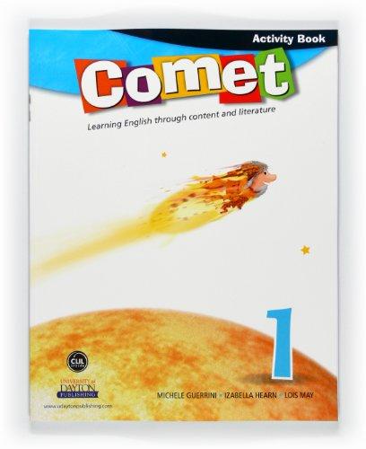 Comet 1. Primary. Activity Book - 9786074930962