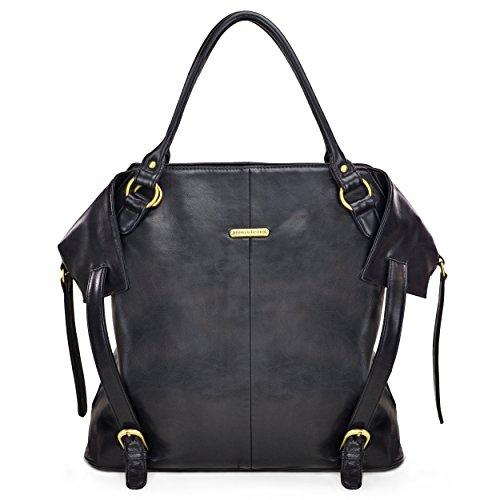 Preisvergleich Produktbild Timi & Leslie TL-211-02BK Charlie II wickeltasche, schwarz