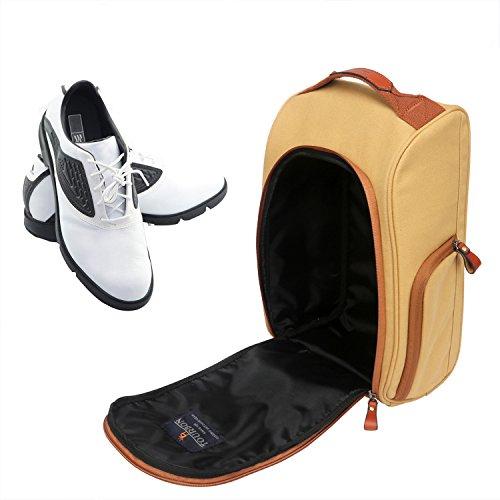 Tourbon scarpe di tela borsa/scarpe da bowling borsa/sport/borsa scarpe da golf/regalo per lui