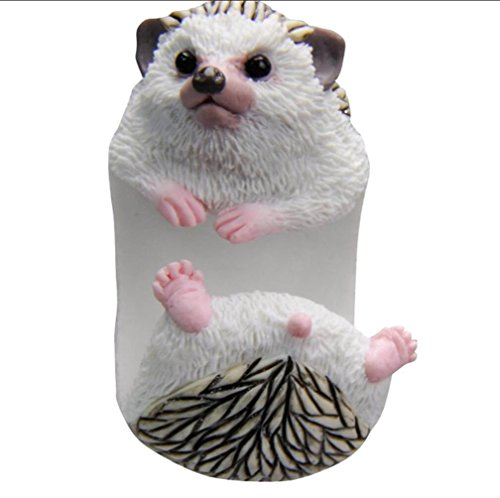 Anillo de regalo animal de dibujos animados de resina creativa