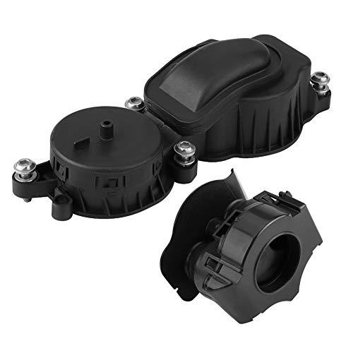 Separatore olio Carter Motore, Separatore Olio della Valvola di Sfiato per E46 E60 E61 E65 E66 X3 11127799225