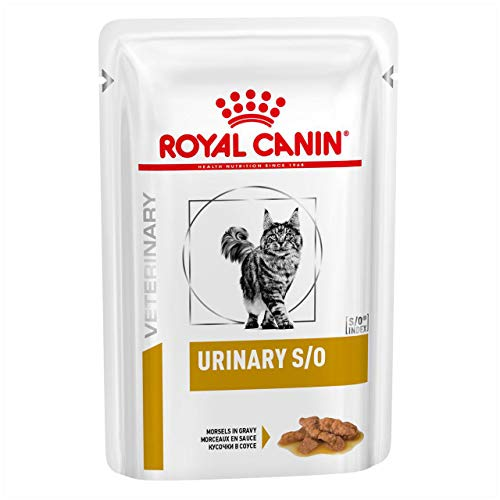 zoodiscount Royal Canin Veterinary Diet Feline Urinary S/O in Soße 48 x 85g -