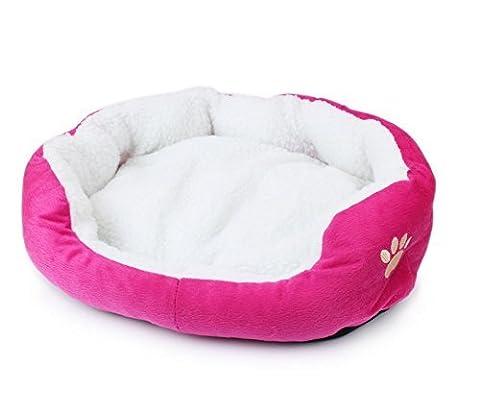 ohofy rund oder oval Form Bohrmulden-Fleece Nistkasten Liegehöhle PET CAT