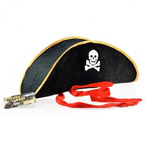 Piratenhut Kinder Fasching Karneval Hut Pirat Verkleidung Ausrüstung Kostüm (Großhandel Kinder Kostüme)