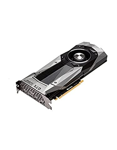 Asus GeForce GTX1080TI-11G Founders Edition Gaming Grafikkarte (Nvidia, GDDR5X, für bestes VR & 4k Gaming and
