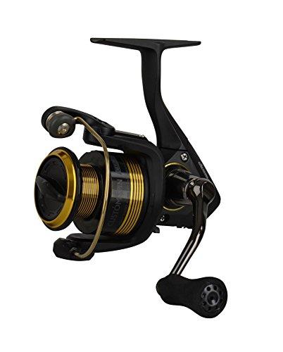 Okuma Custom Spin CSP-40 - Stationärrolle zum Hechtangeln, Hechtrolle zum Spinnfischen, Angelrolle für Hechte, Spinnrolle