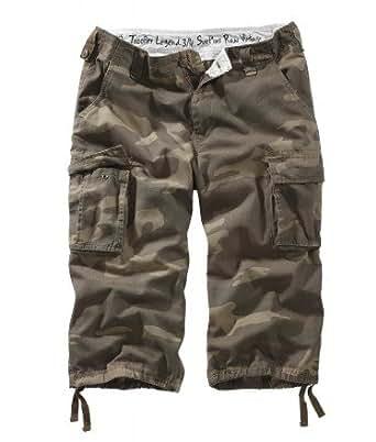 Surplus Trooper Legend 3/4 Shorts, light woodland, Grš§e S