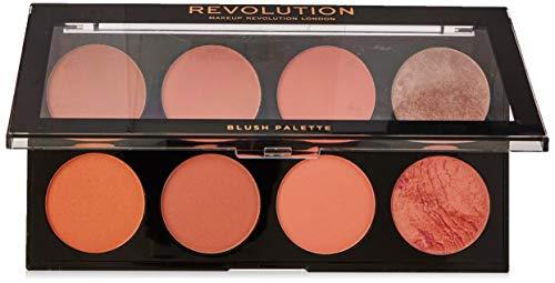 Makeup Revolution Ultra Blush Palette Hot Spice Paleta
