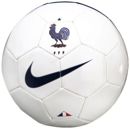 Nike FFF Supporter Balón, Unisex Adulto, Blanco, S