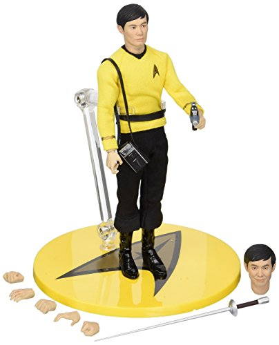 Star Trek One: 12 Collection Action Figure: Sulu