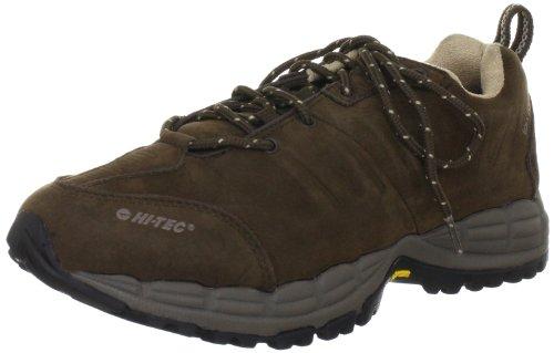Hi Tec V-Lite Trail Leather i WP W` HTO002070, Chaussures de randonnée tige basse femme Marron-TR-H5-419
