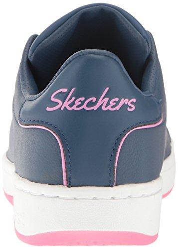 Skechers Alpha-Lite-Co, Scarpe da Ginnastica Basse Donna Blu (Nvpk)