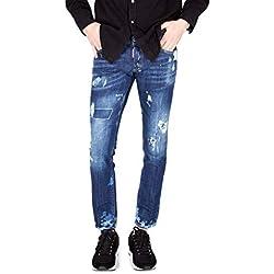 Dsquared Jeans Homme Denim S71LB0242 52 (XL) Denim