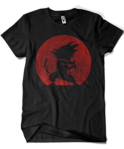 2201-Camiseta Kame Hame Ha - Dragon Ball - Goku (Melonseta) S