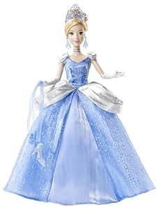 Disney Princess Cinderella Holiday Princess 2012 Doll
