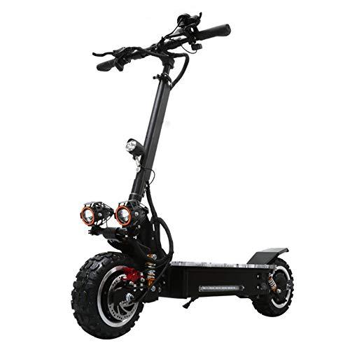 XULO Vespa Eléctrica 1600W Adolescentes Plegable Niño Niña Adulto Niños Scooters Eléctricos 60V Batería Recargable Paseo Ajustable En ToySever Scooter...