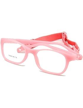 EnzoDate - Montura de gafas - para niño multicolor rosa