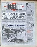Telecharger Livres LIBERATION No 3457 du 03 07 1992 ROUTIERS LA FRANCE A SAUTE BOUCHONS FOOT LA FRANCE GAGNE LE MONDIAL 98 ROCARD L EUROPE C EST ROSE L ALGERIE A UN NOUVEAU PRESIDENT EMPLOI AUX USA LE MOIS NOIR (PDF,EPUB,MOBI) gratuits en Francaise