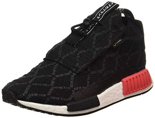 adidas Herren NMD_ts1 Pk GTX Gymnastikschuhe, Schwarz Core BlackCarbonShock Red, 43 13 EU