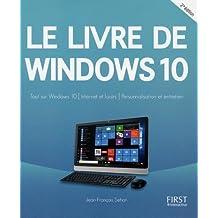 Le livre de Windows 10 nouvelle édition
