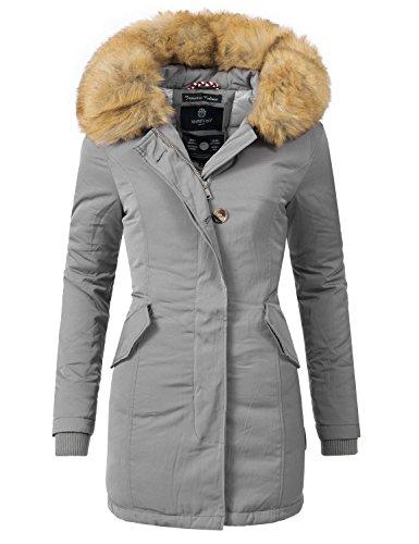 Marikoo Karmaa Cappotto Invernale da Donna XS-5XL ...
