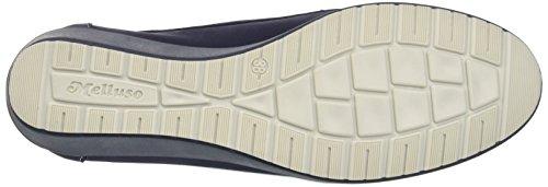 MELLUSO 01020, Mocassins (loafers) femme Bleu
