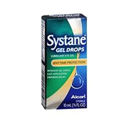 Systane Lubricant Eye Gel Drops, 3 Count by Systane