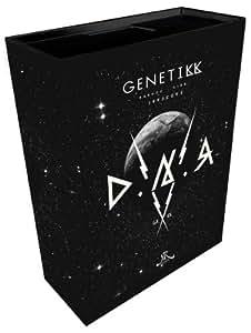 D.N.A. (Black Box - Limited Edition - 2CD + T-Shirt Größe L + handsignierte Autogrammkarte + 4 Sticker / exklusiv bei Amazon.de)