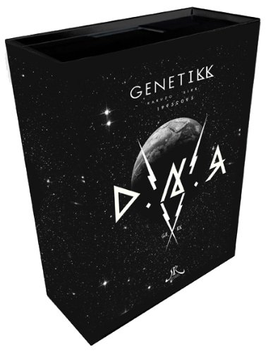 D.N.A. (Black Box - Limited Edition - 2CD + T-Shirt Größe L + handsignierte Autogrammkarte + 4 Sticker / exklusiv bei Amazon.de)