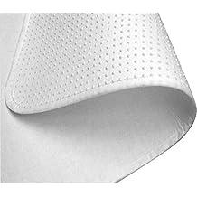 TAURO 24659 Noppen Matratzenschoner 100 x 200 cm   Lattenrost Auflage zum Schutz der Matratze   Atmungsaktiv und rutschfest