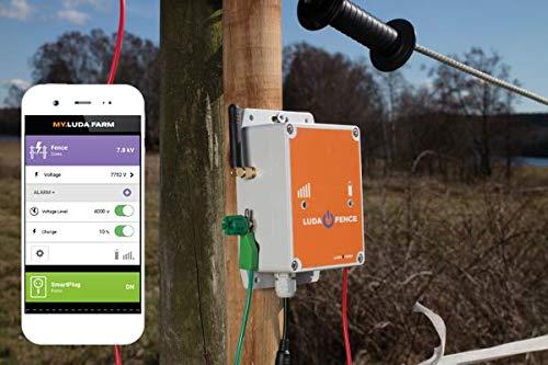 horizont 34544 Fencealarm, Fence Alarm App, Zaunalarm Weidezaun Elektrozaun