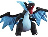 Pokemon Center 11inch Mega Charizard X peluche per regali