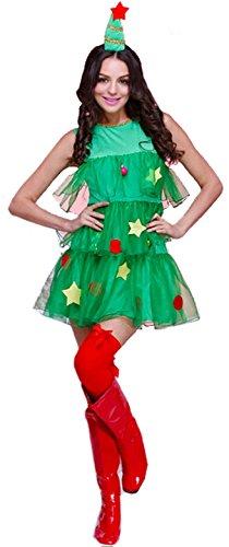 - Weihnachtsbaum Outfit