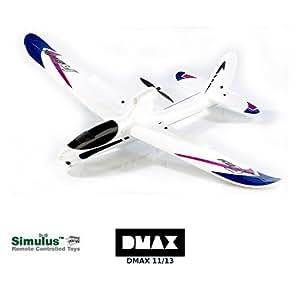 Simulus RC-Drohne MF-100.LV, 4-CH, HD-Kamera, LiveView, FPV, Modellbau