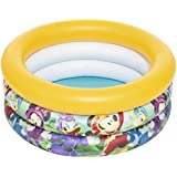 Bestway - Piscina hinchable para niños Disney Mickey and the Roadsters ...