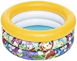Bestway  - Piscina hinchable para niños Disney Mickey and the Roadsters (91018)