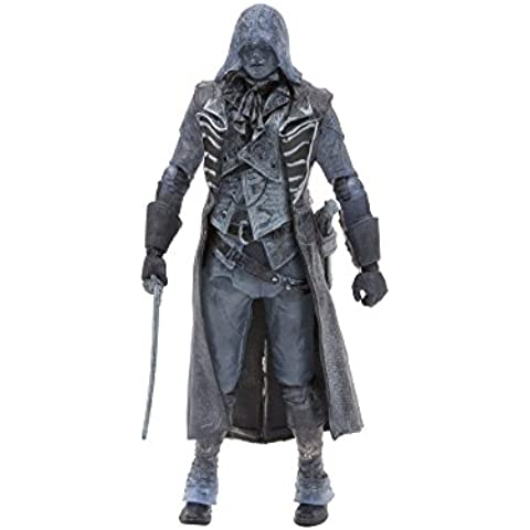 Mc Farlane - Figurine Assassins creed Unity - Serie 4 Arno Dorian Eagle Vision 15cm - 0787926810431