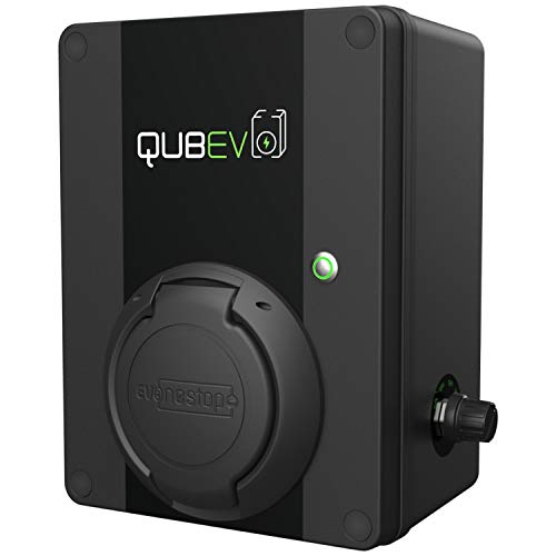 QUBEV - unità di Ricarica EV, Tipo 2, 32 Amp/7,2 kW, IP65