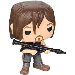 Funko Pop! - Dary Dixon lanzacohetes Figura de Vinilo, colección de Pop, seria The Walking Dead (11065)