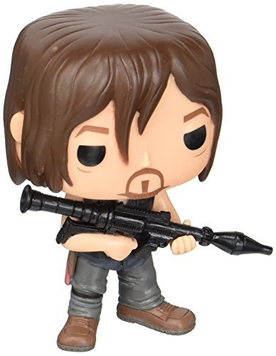 Funko - Pop! Vinilo Colección The Walking Dead - Figura Dary Dixon (11065)