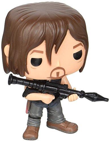 FunKo POP! Vinilo Colección The Walking Dead - Figura Dary Dixon (11065)