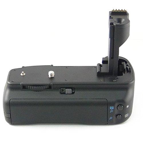 Batteriegriff DynaSun Profi Akku Batteriehandgriff Handgriff für Canon EOS 50D/40D/30D/20D (40d Canon Eos Akku)