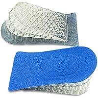 Unsichtbare Höhe erhöhen Schuhe Einlegesohle 3 Schichten für Männer und Frauen preisvergleich bei billige-tabletten.eu