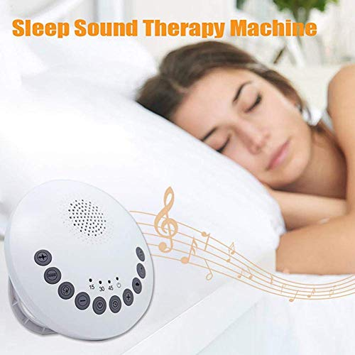 LQ-RLL White Noise Machine, 6 Arten von