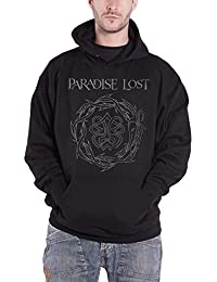 Paradise Lost Sweat-Shirt à Capuche Crown of Thorns Band Logo Officiel Homme a2a20df31a91